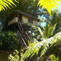 Fotografie hotelů: Tanna Eco Venture Bungalow & Adventure Tree House, Loanengo