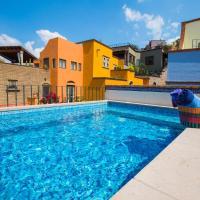 Fotos del hotel: Increíble casa con Rooftop y Alberca en San Miguel, San Miguel de Allende