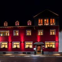Hotelbilleder: Hotel Brünnler, Homburg