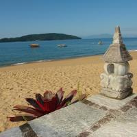 Fotografie hotelů: Linda casa no paraiso, Angra dos Reis