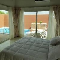 酒店图片: Blue Sky Abissa Lodge 1, Assinie