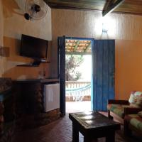 Chalet with Patio (3 Adults)
