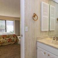 ホテル写真: Waters Edge One Bedroom Apartment, Unit 205 North, Holmes Beach