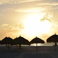 Hotellikuvia: Dushi Condo at Eagle Beach, Palm-Eagle Beach