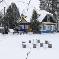 Zdjęcia hotelu: Usadba Nalibokskie Vasil'ki, Belokorets
