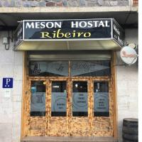 Hotel Pictures: Mesón Hostal Ribeiro, Verín