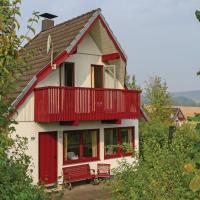 Hotelbilleder: Holiday Home Kirchheim/Hessen with a Fireplace 09, Kemmerode