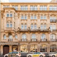 Zdjęcia hotelu: Hotel Monopol - Central Station, Frankfurt nad Menem
