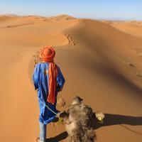 Fotos de l'hotel: Merzouga Bazzine Desert camp, Merzouga