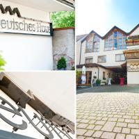 Hotelbilleder: Hotel Deutsches Haus, Kitzingen