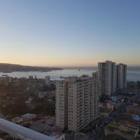 Hotellikuvia: Departamento amoblado en Valparaíso, Valparaíso