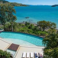 Zdjęcia hotelu: Edge 2 Ocean Front Luxury 3 Bedroom Split Level Spacious With Sofa Bed + Buggy, Hamilton Island