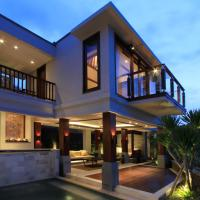Two-Bedroom Pool Villa with Bay View