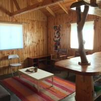 Hotelbilleder: Cabaña estreno Playa Hermosa, Pichilemu