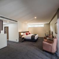 酒店图片: 亚历山德拉山汽车旅馆, Cleveland