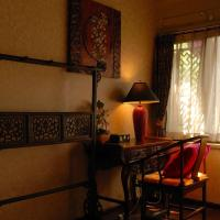 Chinese Style Classical Twin Room