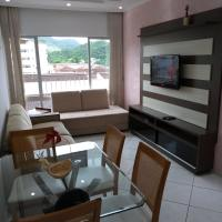 Foto Hotel: Lindo apartamento a 10 minutos da praia das Astúrias, Guarujá