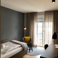 Hotelbilleder: Hotel Garni Maximilian, Dingolfing