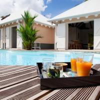 Zdjęcia hotelu: Villa Fonds Sable Blanc - 2, Le Robert