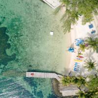 Φωτογραφίες: Thatch Caye Resort, Χόπκινς