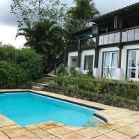 Hotellikuvia: Angra Portogalo Excelente Casa 5 quartos Vistão c/Piscina, Angra dos Reis