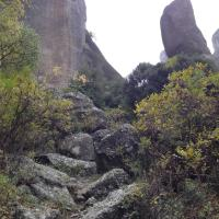 Double Room with Panoramic Meteora View