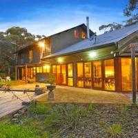 Zdjęcia hotelu: The Last Straw - Luxury Straw Bale Eco House, Katoomba
