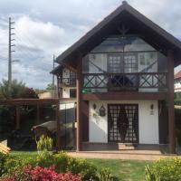 Hotel Pictures: Chalé no Condomínio Serra Nevada I, Bananeiras