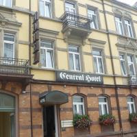 Hotelbilleder: CENTRALHOTEL garni, Offenburg