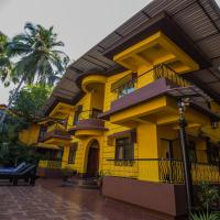 Foto Hotel: Colourful Studio Candolim, Candolim