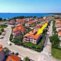 Hotel Pictures: Apartments Irena 1310, Fažana