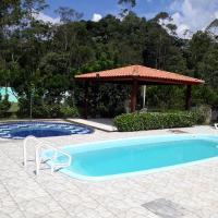 Hotel Pictures: Chácara Rosa de Saron, Embu-Guaçu