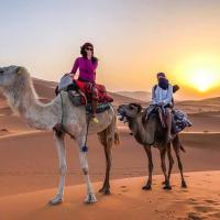Fotos de l'hotel: Desert Tenerë Camp, Merzouga