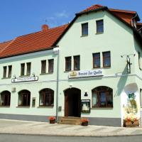 Hotelbilleder: Pension Zur Quelle, Bad Frankenhausen
