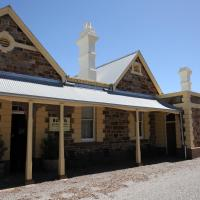 Fotografie hotelů: Burra Railway Station Bed and Breakfast, Burra