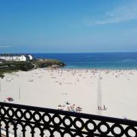 Φωτογραφίες: Dúplex 4 dormitorios en Playa Rapadoira, Foz