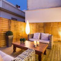 Deluxe Three-Bedroom Apartment with Terrace - Corona 4