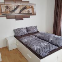 Hotelbilleder: Appartement mit 2 SchlafzimmerSchlafzimmern, Leimen