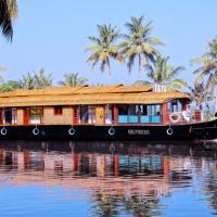 Fotografie hotelů: Ostrich Dream Cruise 3Bedroom A/c Houseboat, Alleppey