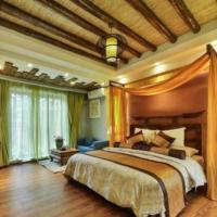 Фотографии отеля: Shangrila Dujinima Tibetan Hotel, Шангри-Ла
