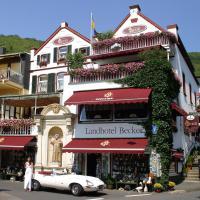 Hotelbilleder: Landhotel Becker, Kamp-Bornhofen
