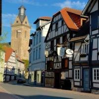 Hotelbilleder: Hotel Goldflair am Rathaus, Korbach
