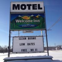 Hotel Pictures: Welcome Inn, Mattawa