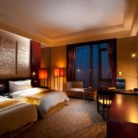 Hilton Executive Twin Room with Access to Executive Lounge
