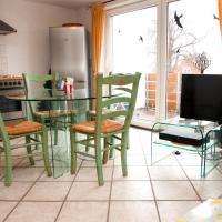 Hotelbilleder: Ferienwohnung-in-Carolinensiel-fuer-5-Personen-50031, Altfunnixsiel
