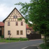 Hotelbilleder: Ferienwohnung Landblick, Alkersleben