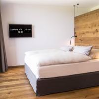 Hotelbilleder: Hotel Lenderstuben, Balzhausen