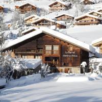 Hotel Pictures: Chambres d'Hôtes Le Barna, La Clusaz