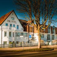 Fotografie hotelů: Hotel an der Linah garni, Buxtehude