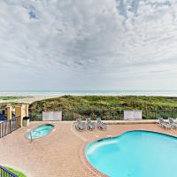 Hotellikuvia: 4400 Gulf Blvd Condo Unit 208, South Padre Island